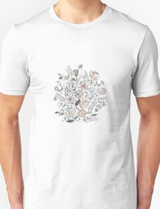 Flower Bouquet Unisex T-Shirt