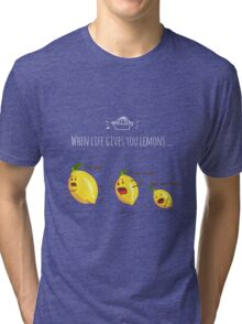LemonAID Tri-blend T-Shirt