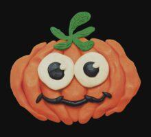 Pumpkin One Piece - Short Sleeve