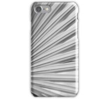Palm Abstract no. 2 iPhone Case/Skin