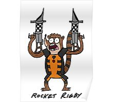 Rocket Rigby Poster