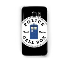 The Doctor's Converse Samsung Galaxy Case/Skin