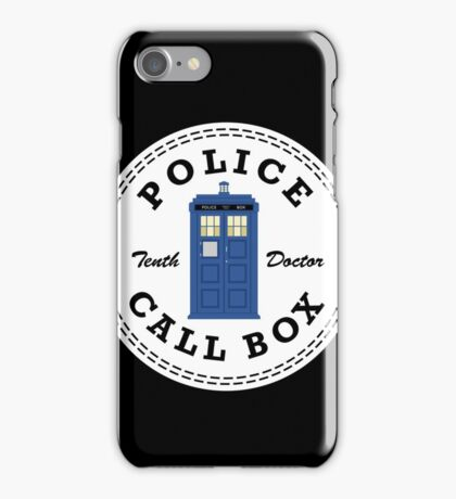 The Doctor's Converse iPhone Case/Skin