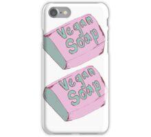 Vegan Soap iPhone Case/Skin