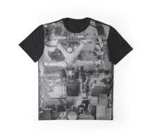 Big Sphinx Powder Sister. Graphic T-Shirt