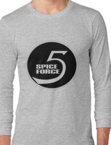 Spice Girls - Spice Force 5 Long Sleeve T-Shirt