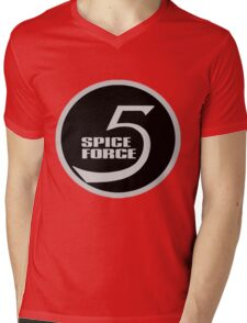 Spice Girls - Spice Force 5 Mens V-Neck T-Shirt