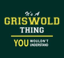 It's A GRISWOLD thing, you wouldn't understand !! by satro