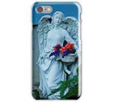 Angel Blessings iPhone Case/Skin