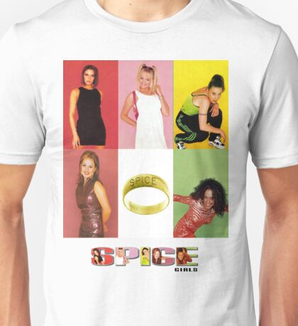 Spice Girls - The SPICE Era (Limited Edition) Tee Unisex T-Shirt
