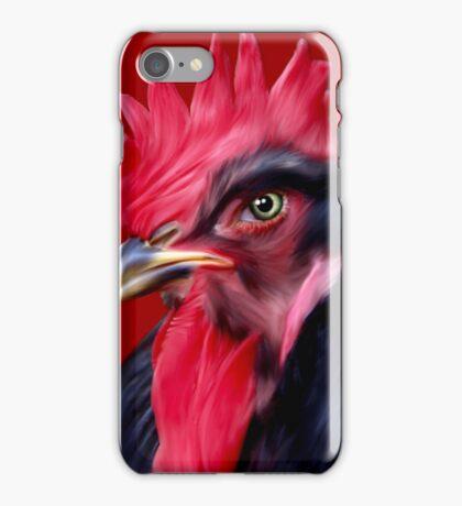 Casanova Cockerel iPhone Case/Skin