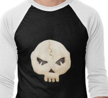 Plasticine skull Men's Baseball ¾ T-Shirt