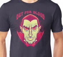 Classic Halloween: Dracula the Vampire Unisex T-Shirt