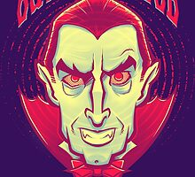 Classic Halloween: Dracula the Vampire by kgullholmen