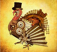 Steampunk Turkey by Angiefire
