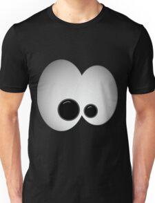 Crazy eyes Unisex T-Shirt