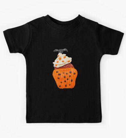 Plasticine cupcake Kids Tee