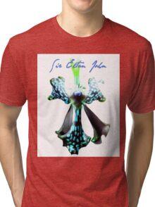 Sir Elton John Tri-blend T-Shirt