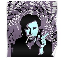 Bill Hicks, The American Legend Poster