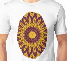 Mandala Fractal in Indian Summer 02 Unisex T-Shirt