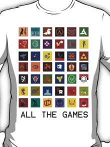 All The Games T-Shirt