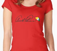 arnold palmer Women's Fitted Scoop T-Shirt
