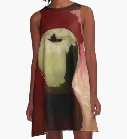Apple A-Line Dress