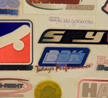 Garage Art Sticker