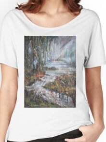 Along the River II Women's Relaxed Fit T-Shirt