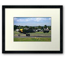 Lockheed P-38J 42-67543/KI-S NX3145X Framed Print