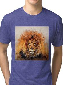 Liquid Lion Tri-blend T-Shirt