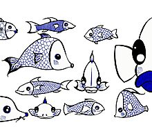 Fish #1 Photographic Print