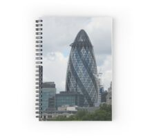The Gherkin Spiral Notebook