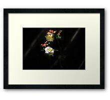 A Hint Of Light II Framed Print