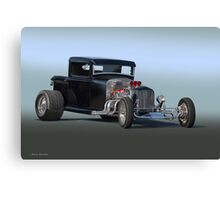1932 Ford Pickup 'One Quick Trick' Canvas Print