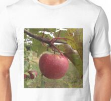 Red Apple on a Tree Unisex T-Shirt