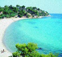 Beach by ppantelas
