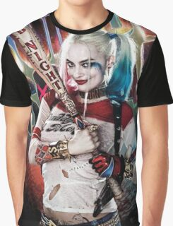 Harley Quinn  Graphic T-Shirt