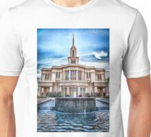 Payson Temple Lords House Unisex T-Shirt