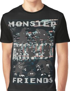 Monster Friends Graphic T-Shirt