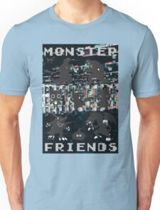 Monster Friends Unisex T-Shirt