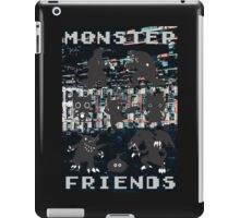 Monster Friends iPad Case/Skin