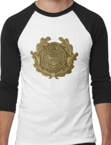 Vintage Airline Badge Men's Baseball ¾ T-Shirt