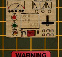 Mobile Dreamatorium Control Board (Community) Sticker