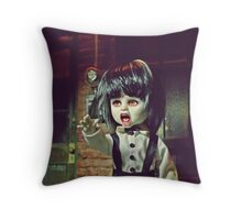 The Doll: Vance - Ver. 1 Throw Pillow