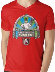 I Will Rule the World Tour Mens V-Neck T-Shirt