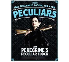 Miss Peregrine's Home for Peculiar Children 1 Photographic Print