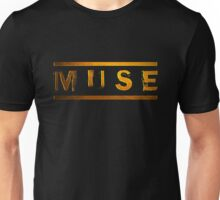 MUSE Gold Unisex T-Shirt