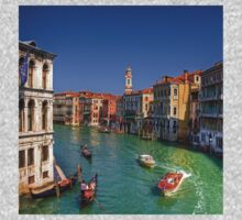Light Traffic on the Grand Canal T-Shirt