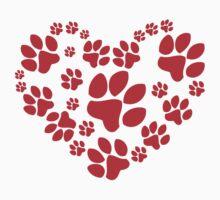 Love Paws by DesignFactoryD